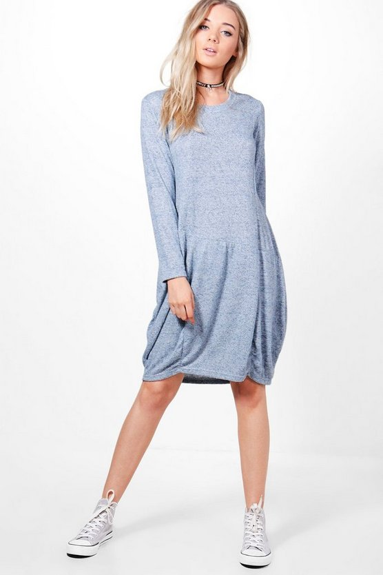 Julia Soft Knit Midi Dress