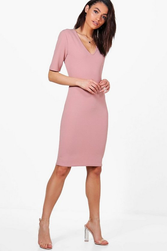 Brooke Tailored Dress