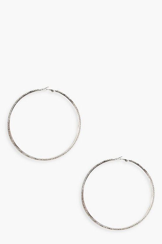 Kara Hoop Earrings