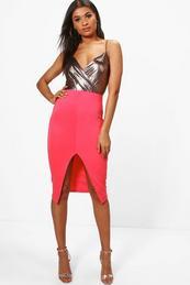 Midi skirts | Full midi skirts at boohoo