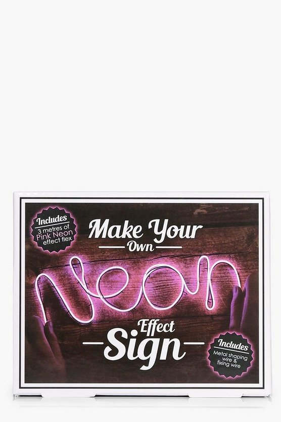Make Your Own Neon Sign Kit