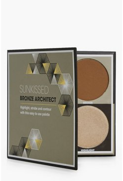 Bronze Architect Highlight & Contour Palette