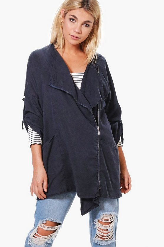 Holly Lightweight Utility Jacket