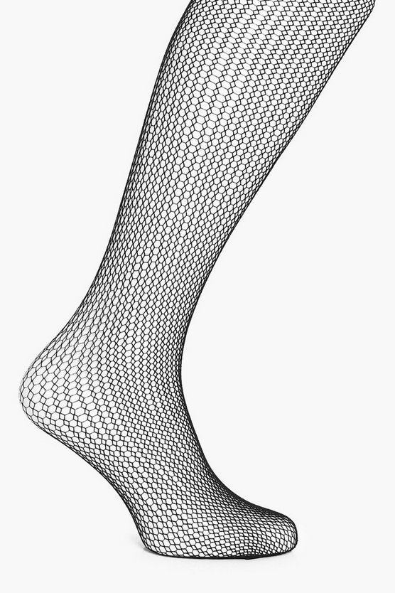 Gracie Beehive Fishnet Tights