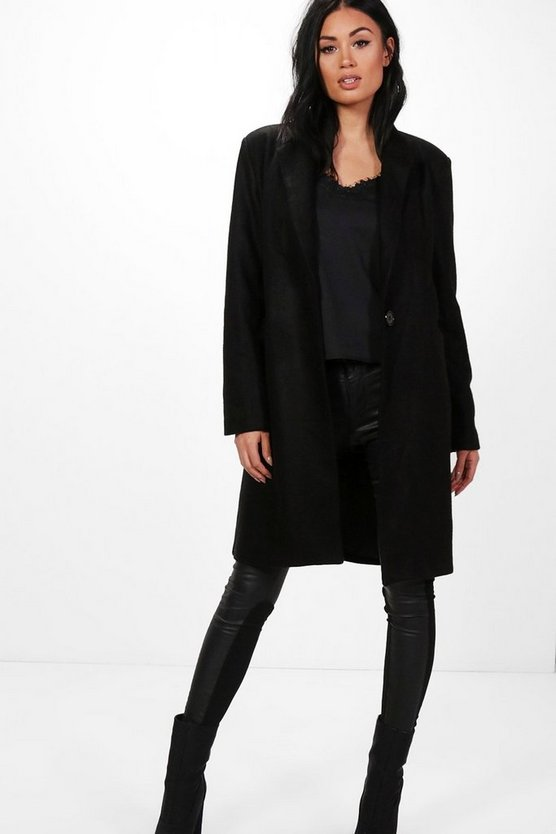 Kelly Wool Look Coat