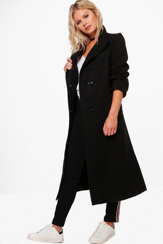 Daisy Wool Look Coat