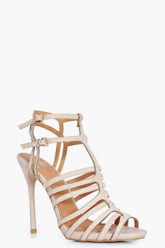 Lucy Strappy Heel
