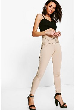Avah O Ring Detail Scuba Leggings