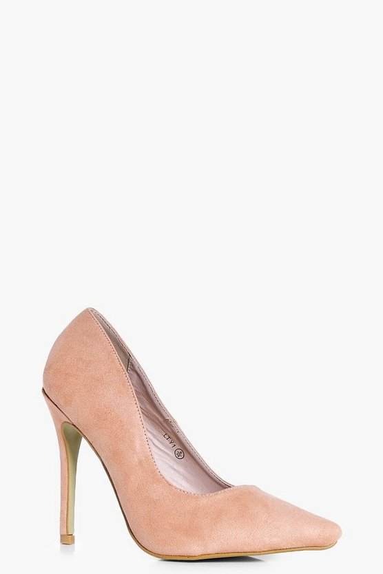 Imogen Pointed Court Heels