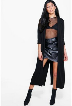 Lauren Slit Back Maxi Duster