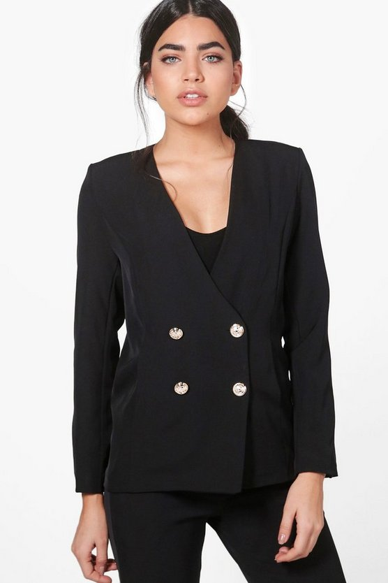 Jennifer Double Breasted Blazer
