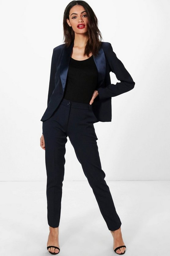 Tina Tailored Tux Trouser