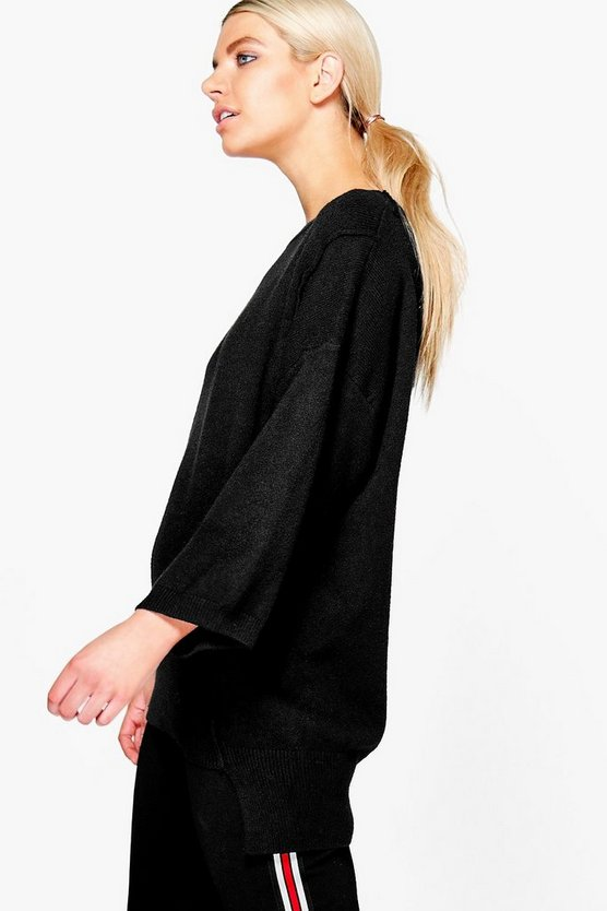 Frances Oversized Slouchy Jumper