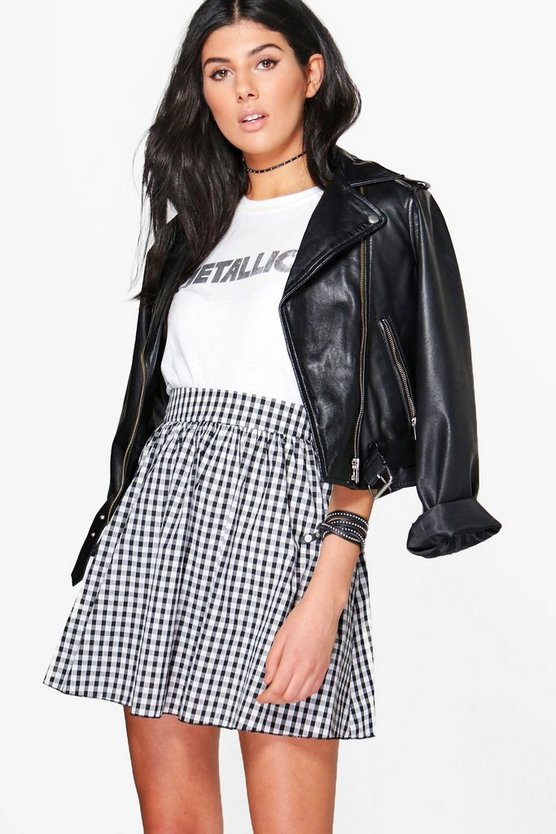 Image result for boohoo amalia gingham woven