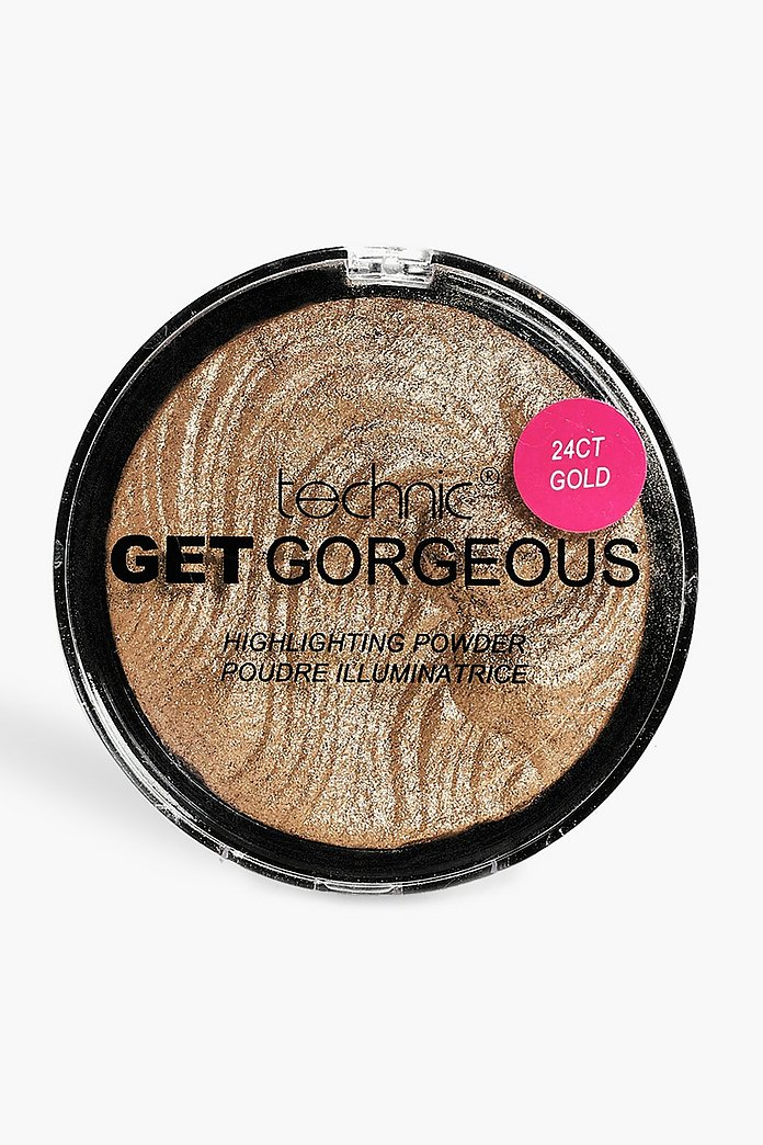 Get Gorgeous 24 Ct Gold Highlighter