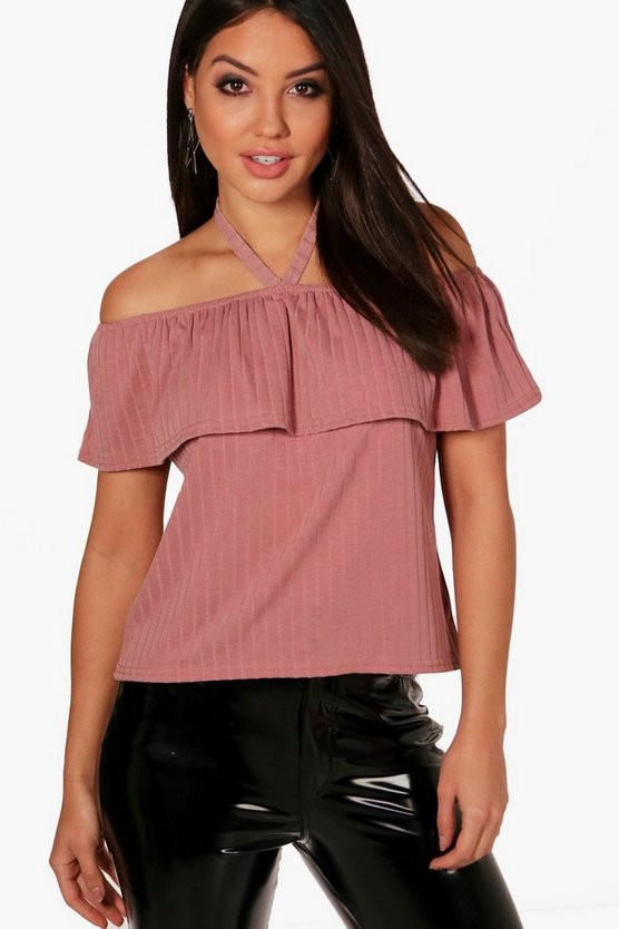 Harriet Off The Shoulder Top