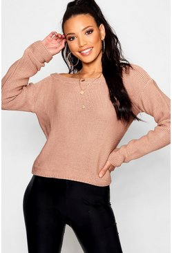 Milly Off The Shoulder Jumper