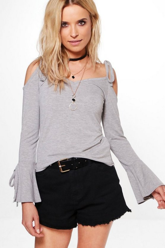 Scarlett Lace Up Detail Top