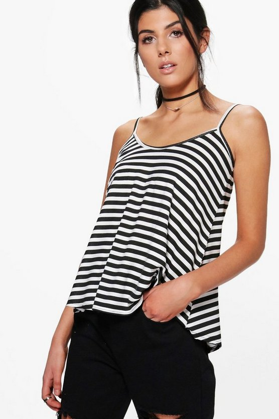Lorna Basic Stripe Cami