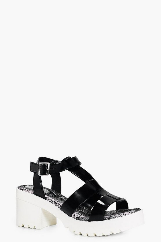 Alice Gladiator Cleated Sandal