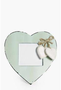 Vintage Heart Shaped Photoframe