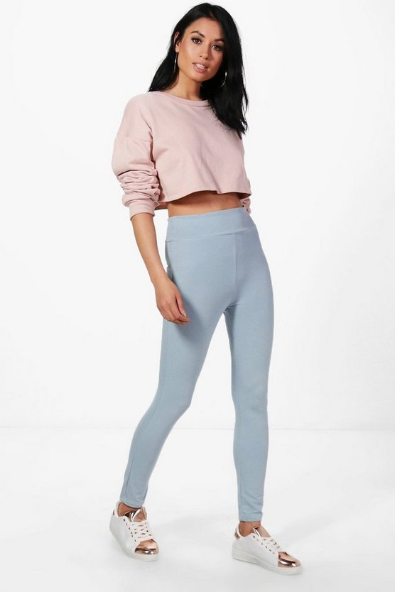 Ameela Highwaist Ankle Grazer Jeggings