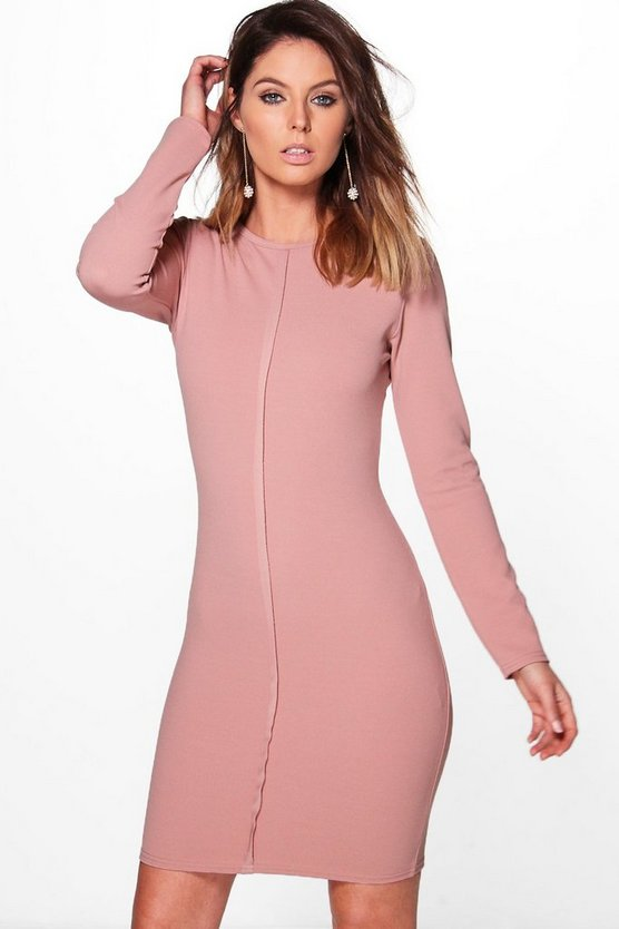 Niamh Tailored Long Sleeve Dress