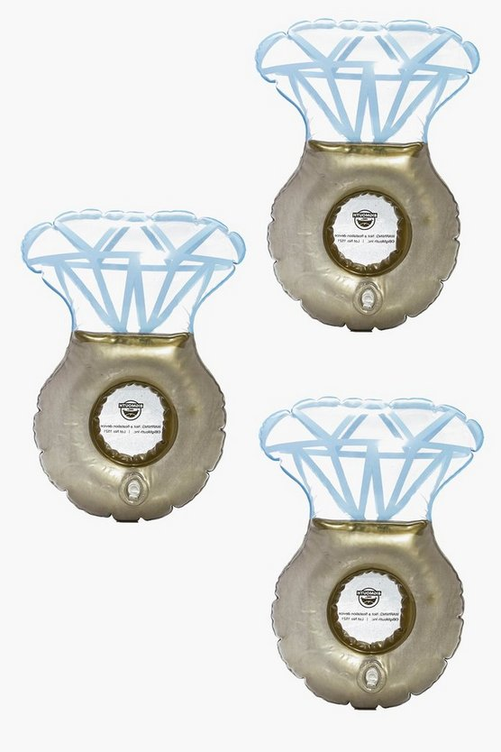Bling Ring Floating Beverage Boats