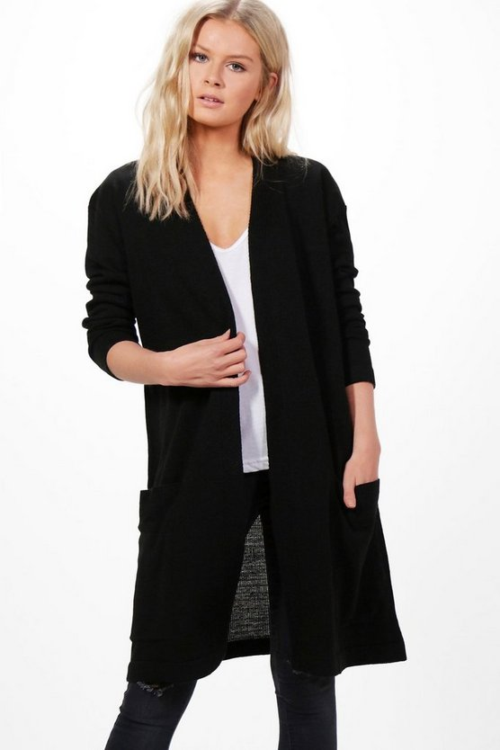 Olivia Oversized Pocket Cardigan