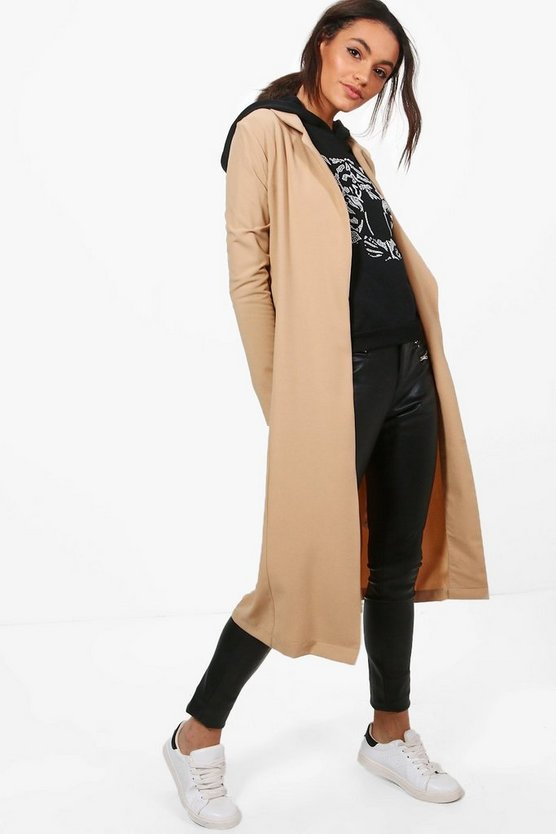 Jessica Tailored Woven Belted Duster