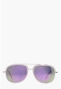 Alyssa Oversized Square Sunglasses