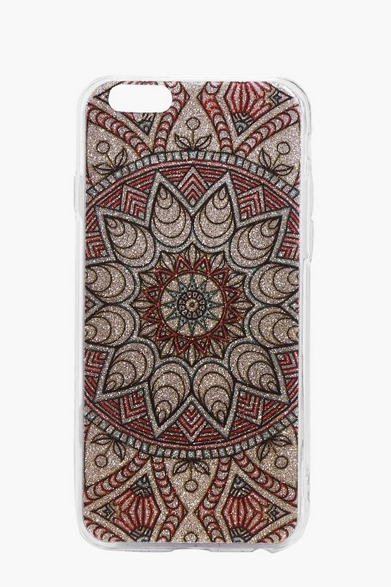 Shimmer Morrocan Tile iPhone Case