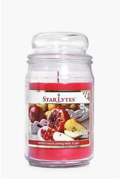 Pomegranate & Pear 16oz Candle