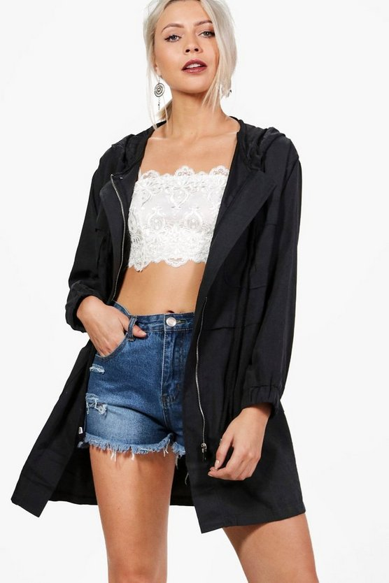 Tilly Oversized Pocket Festival Jacket