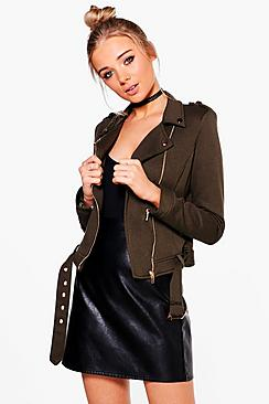 Angelina Biker Jacket