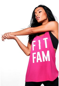 Isla Fit Fam Running Vest