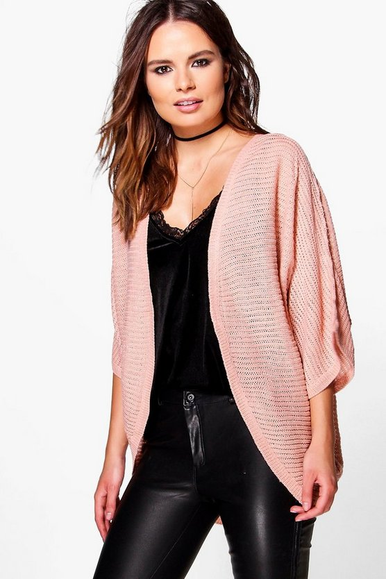 Molly Cocoon Cardigan