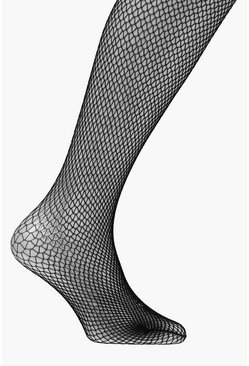 Hannah Honeycomb Fishnet Tights