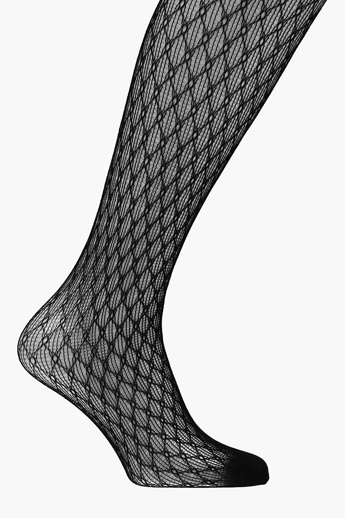 Isabelle Looped Fishnet Tights