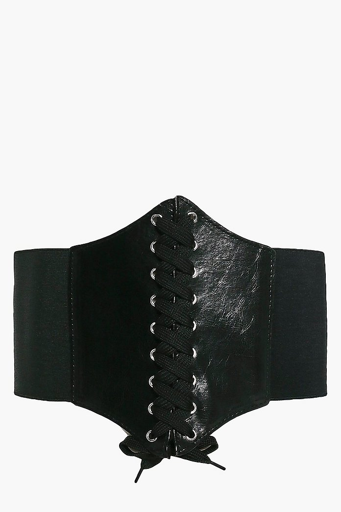 Lily Corset Lace Up Belt