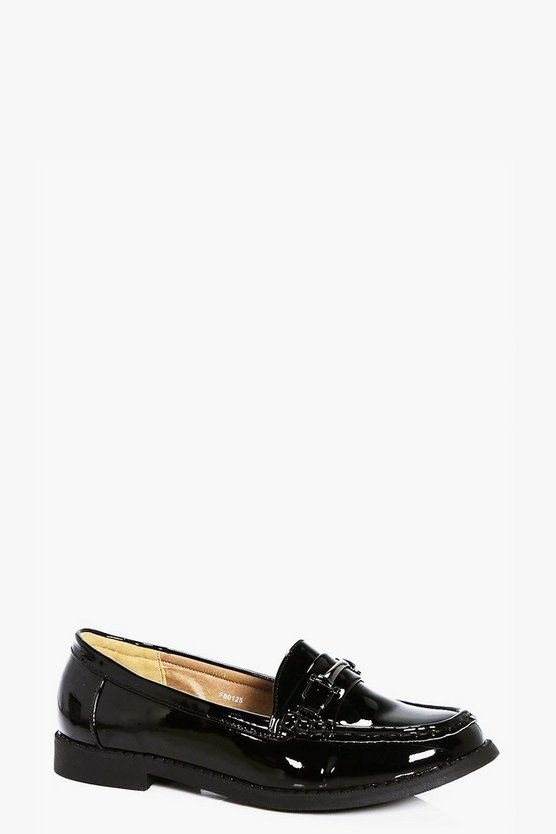 Charlotte T Bar Trim Loafer