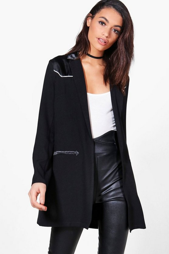Eloise Western Tailored Blazer