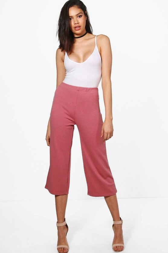 Lydia Tailored Culottes