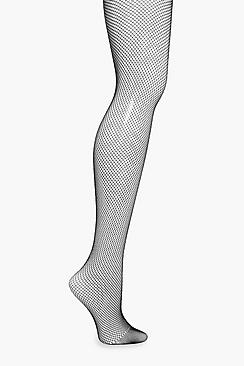 Jennifer Small Scale Fishnet Tights