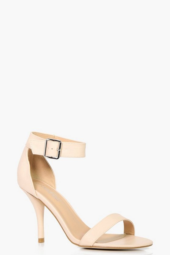 Mia Wide Fit Chunky Ankle Band Two Parts