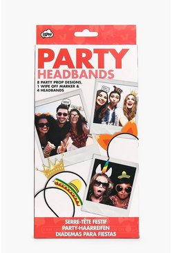 Party Selfie Photobooth Head Bands