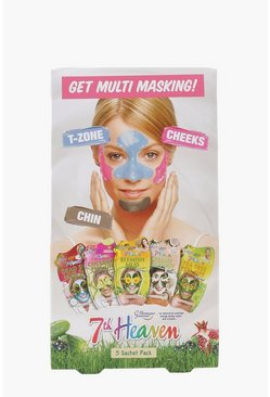 Multi Masking Face Masque Pack