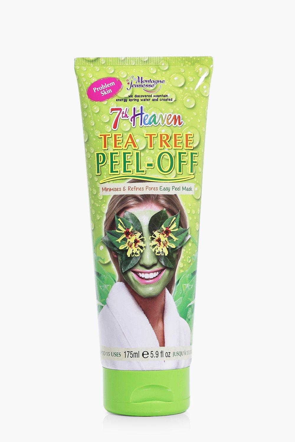 Tea Tree Peel Off Mask 175ml Tube