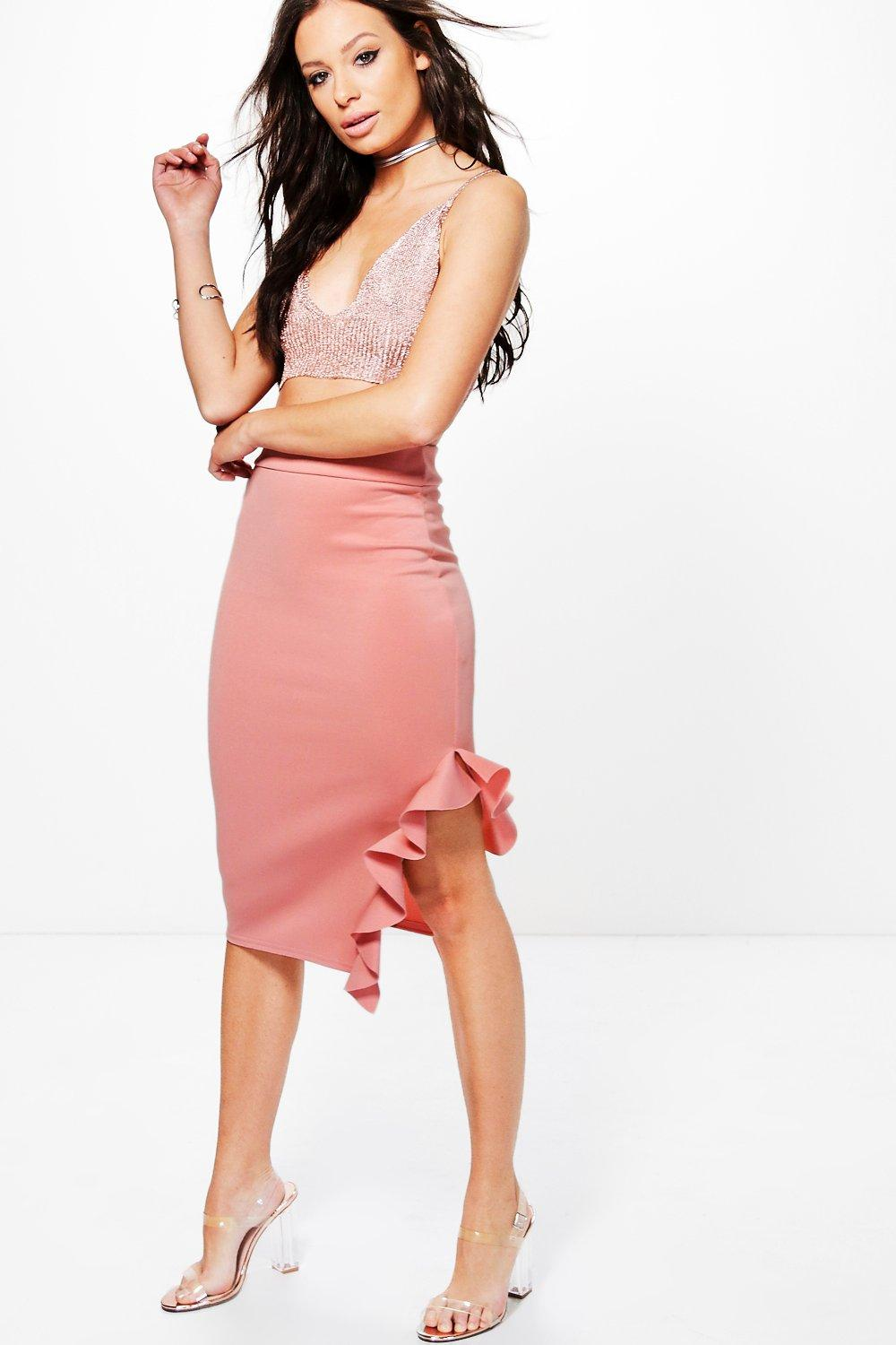 Midi skirts | Full midi skirts at boohoo