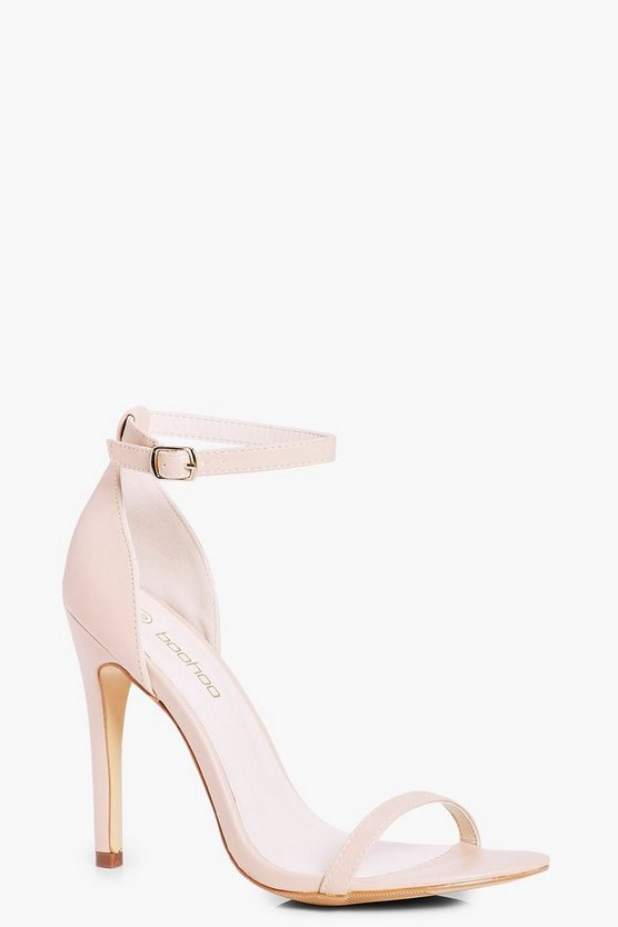 Jemima Wide Fit Two Part Heel